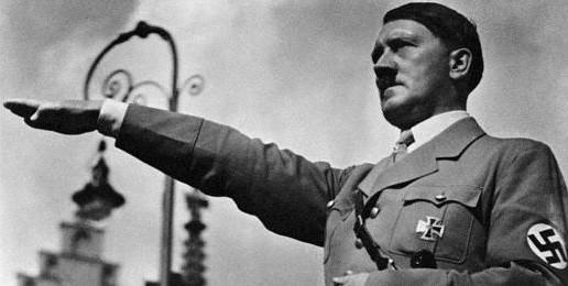 Keys to Forgiveness - Hitler
