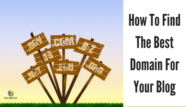 How To Choose The Best Domain Name