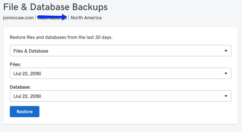 Wordpress blog back up -Learn how to do a proper back up on wordpress if you've never done a back up in your life with your blog. This would be only pertaining to those who have a wordpress.org blog that is self managed.