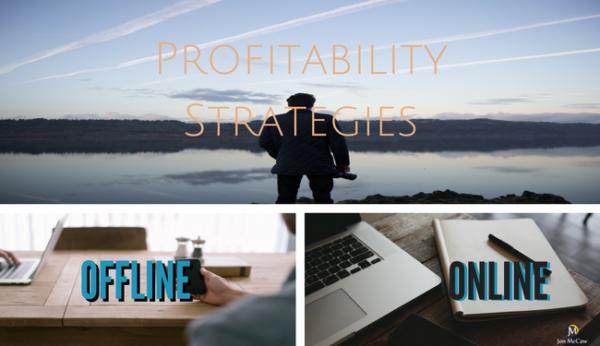 Profit Offline And Online