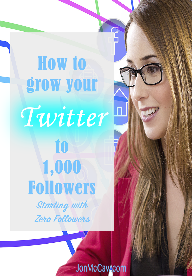 attract your first 1000 twitter followers