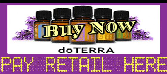 Retail Doterra Oils