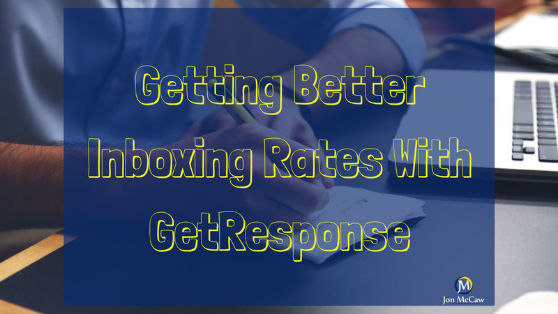 Inboxing with GetResponse