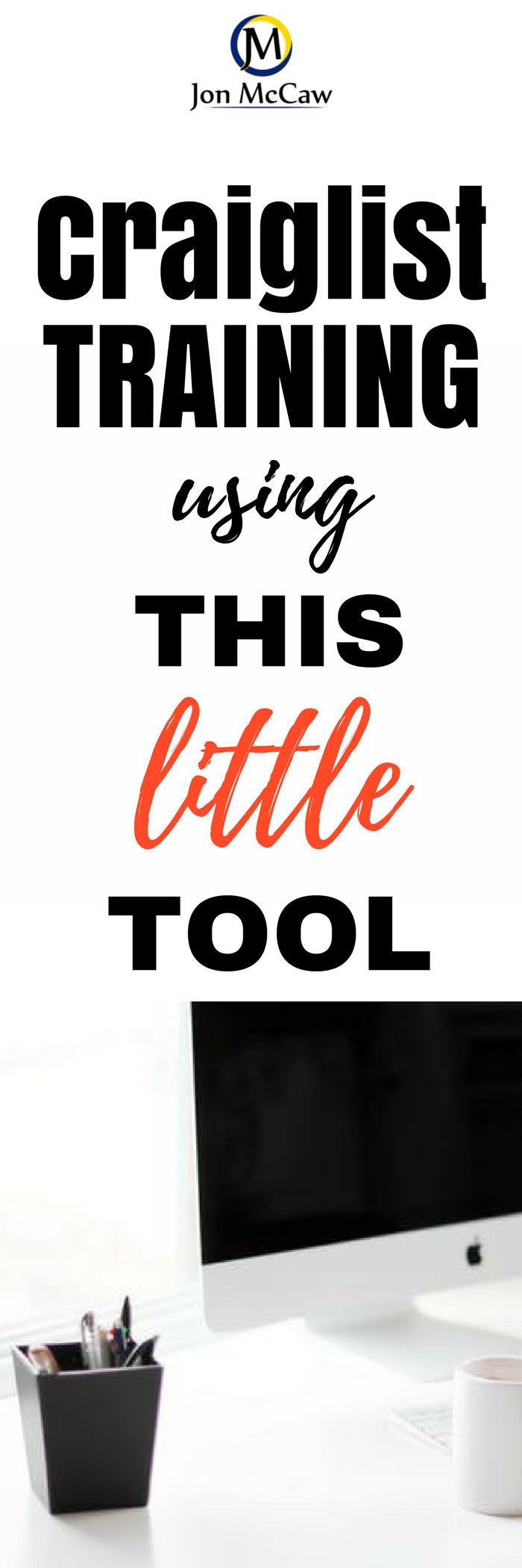 Craigslist Training Using GetResponse