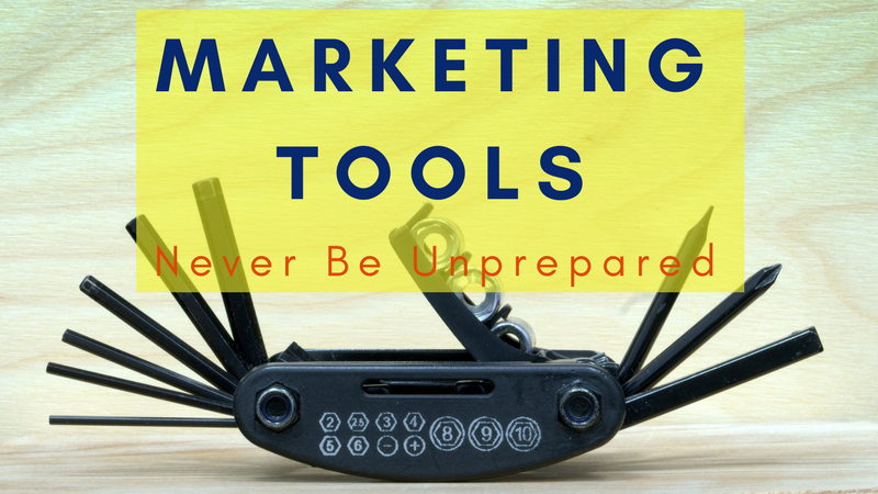 Tools for marketing